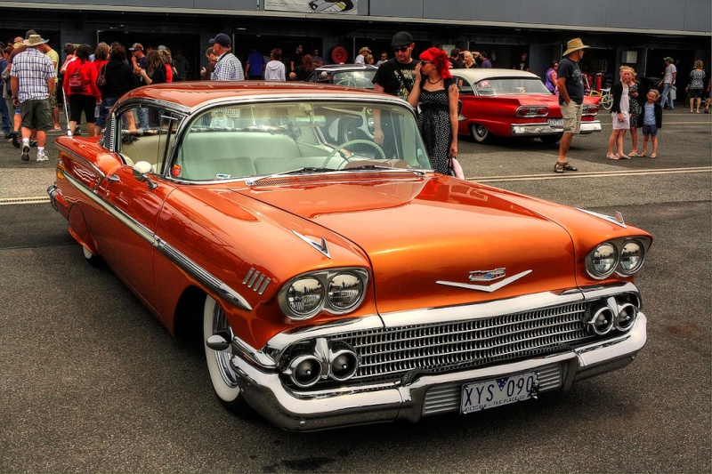 Chevy 1958 custom & mild custom 53804610