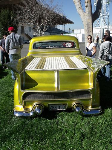 Ford Pick Up 1953 - 1956 custom & mild custom 54122611