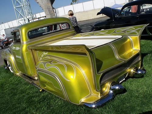 Ford Pick Up 1953 - 1956 custom & mild custom 54128710