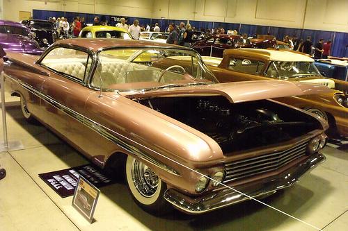 Chevy 1959 kustom & mild custom 54242110