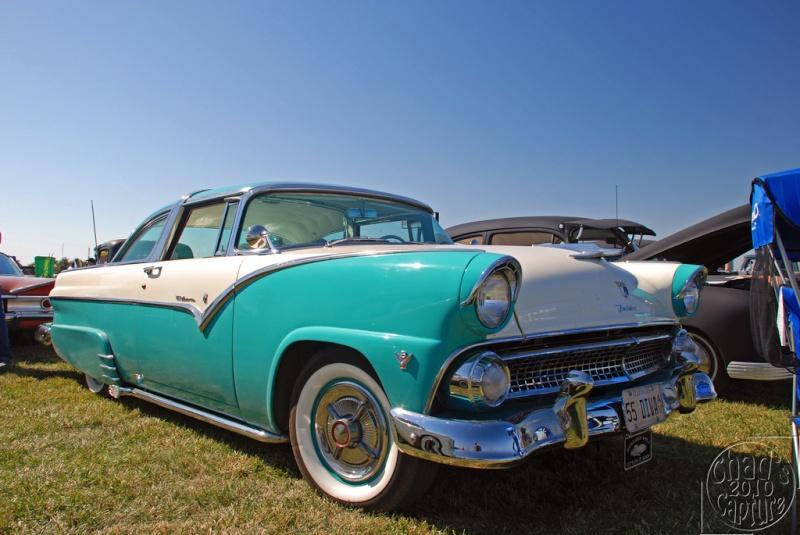 Ford 1955 - 1956 custom & mild custom 54681710