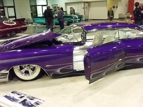 Cadillac 1959 - 1960 custom & mild custom 54960410