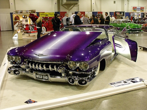 Cadillac 1959 - 1960 custom & mild custom 54960510