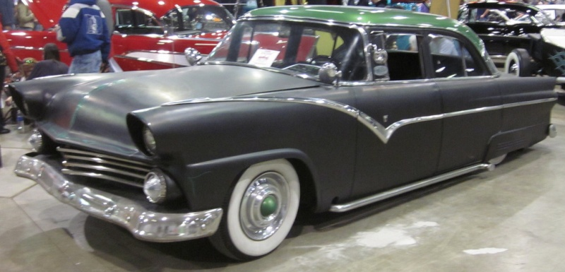 Ford 1955 - 1956 custom & mild custom 55524710