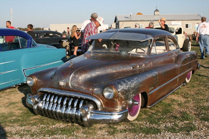 Buick 1950 -  1954 custom and mild custom galerie 55548711