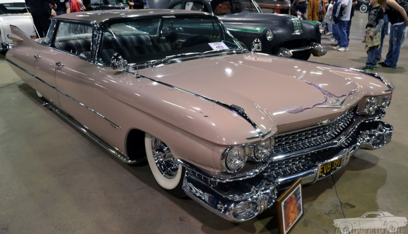 Cadillac 1959 - 1960 custom & mild custom 55980410