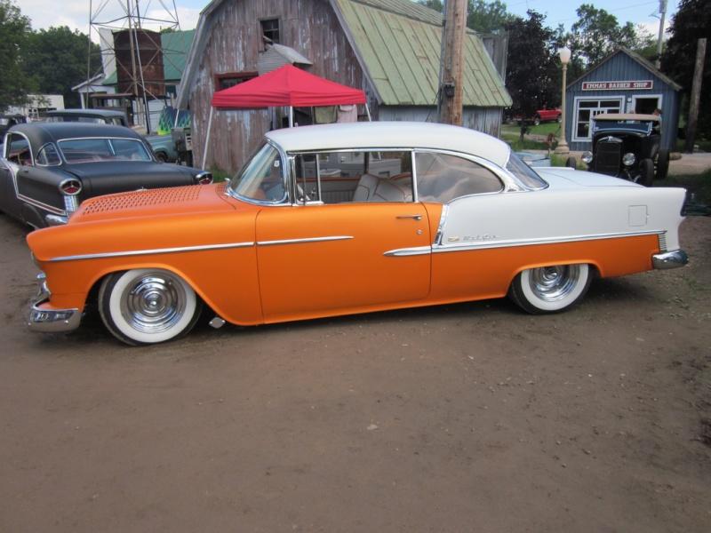 Chevy 1955 custom & mild custom 55o1010