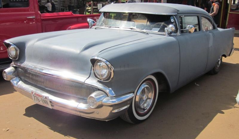 Chevy 1957 custom & mild custom 571010