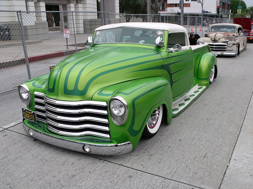 Chevy Pick up 1947 - 1954 custom & mild custom 57169810
