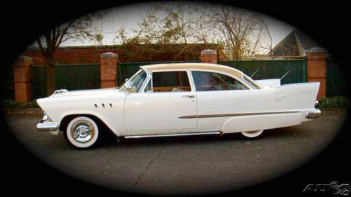 Plymouth  1957 - 1958 custom & mild custom 57ply410