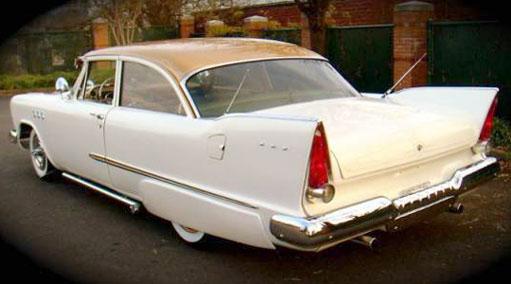 Plymouth  1957 - 1958 custom & mild custom 57ply411