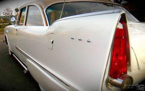 Plymouth  1957 - 1958 custom & mild custom 57ply412