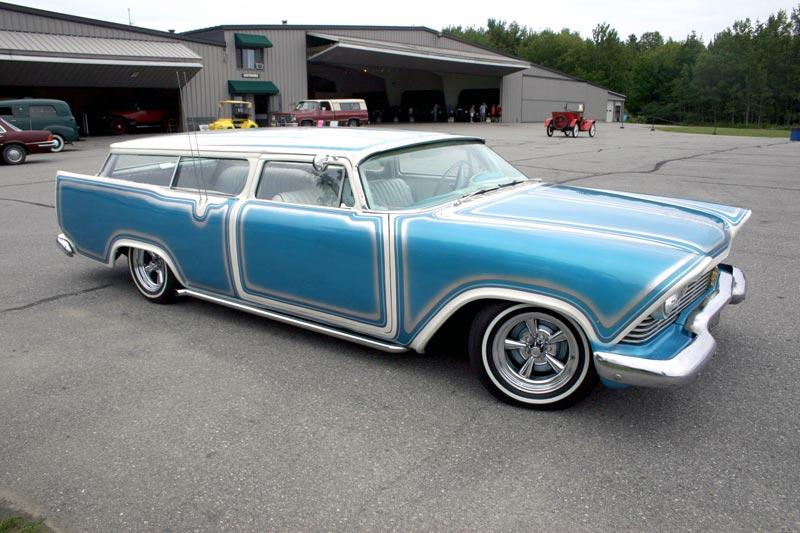 Plymouth  1957 - 1958 custom & mild custom 57ply_10