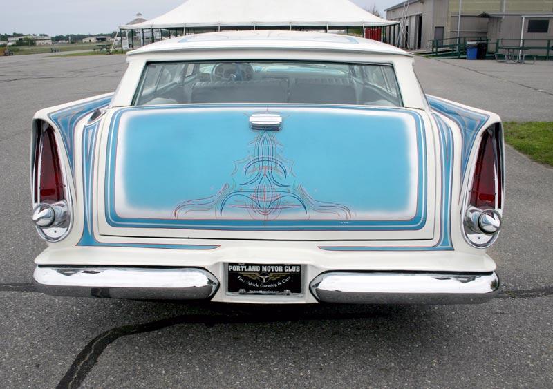Plymouth  1957 - 1958 custom & mild custom 57ply_11