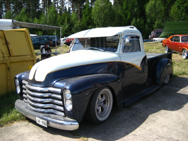 Chevy Pick up 1947 - 1954 custom & mild custom 59734610