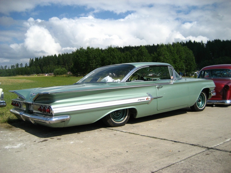 Chevy 1960 custom & mild custom 59735610
