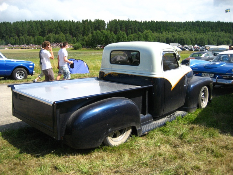 Chevy Pick up 1947 - 1954 custom & mild custom 59740210