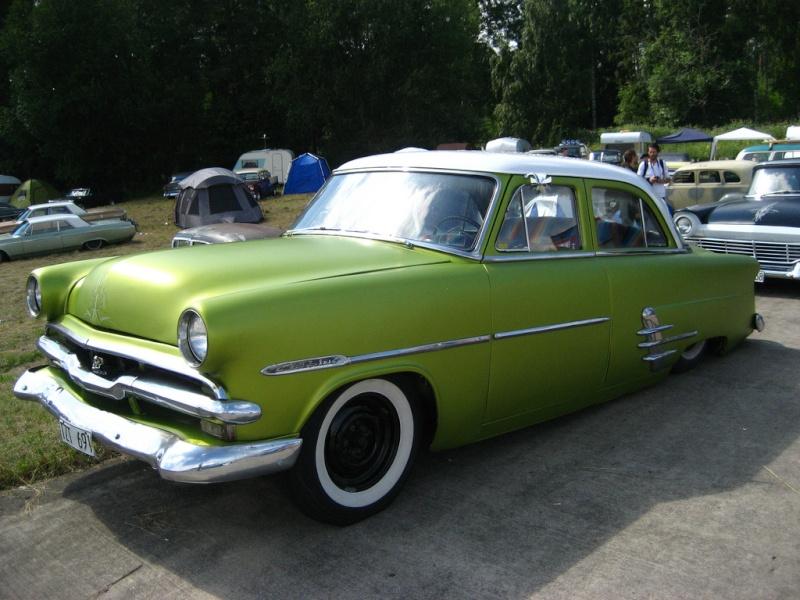 Ford 1952 - 1954 custom & mild custom 59741411