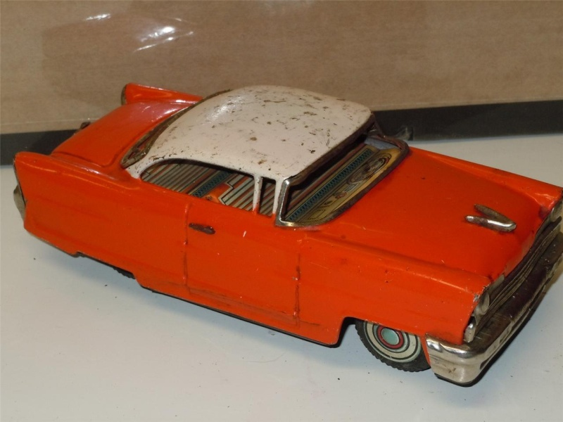 us car -  tôle - Tin Toys -  1950's & 1960's 63026712