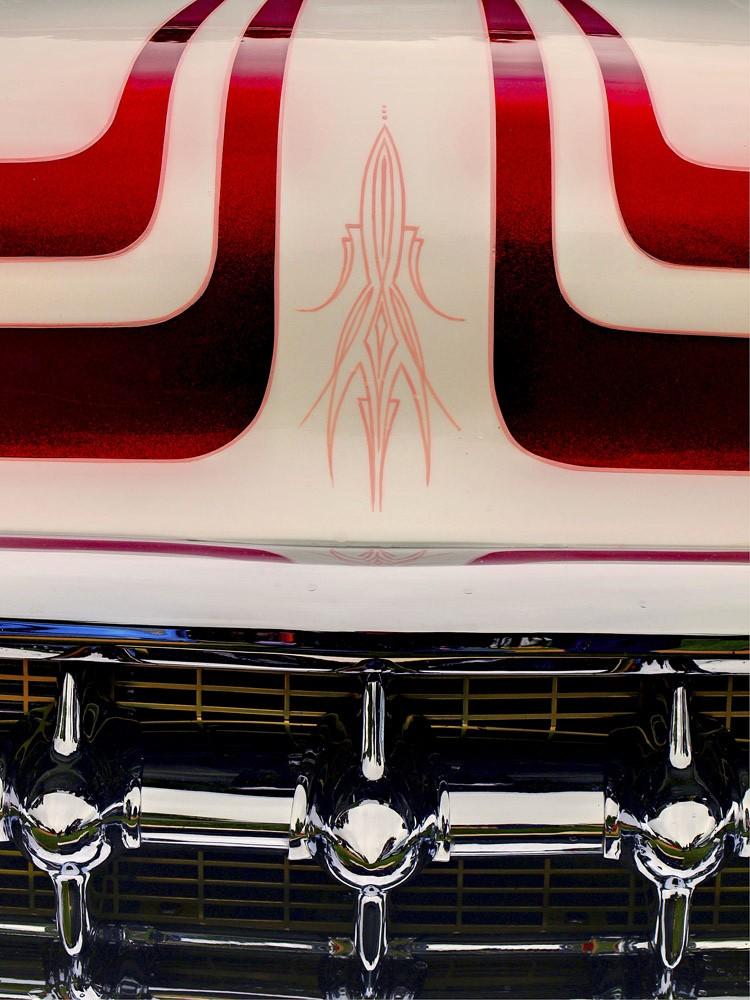 Chevy 1957 custom & mild custom 63116910