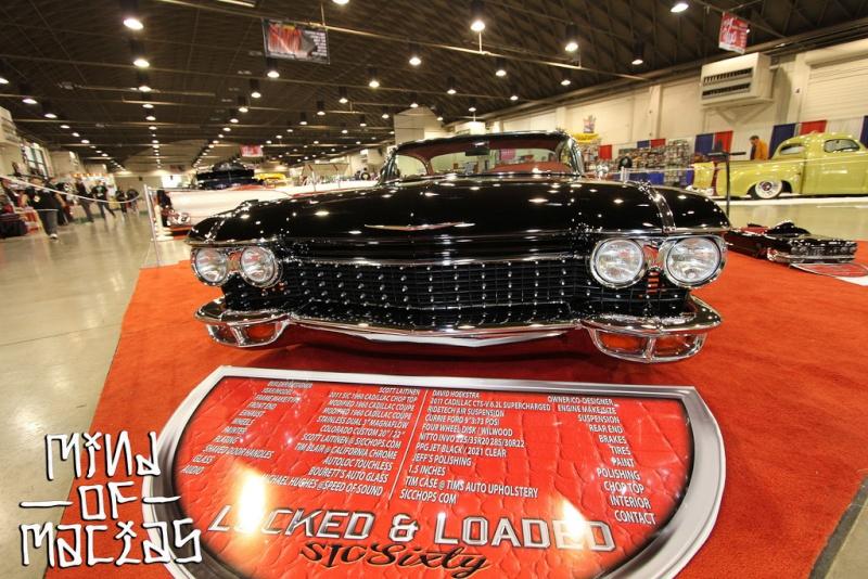 Cadillac 1959 - 1960 custom & mild custom 67746911