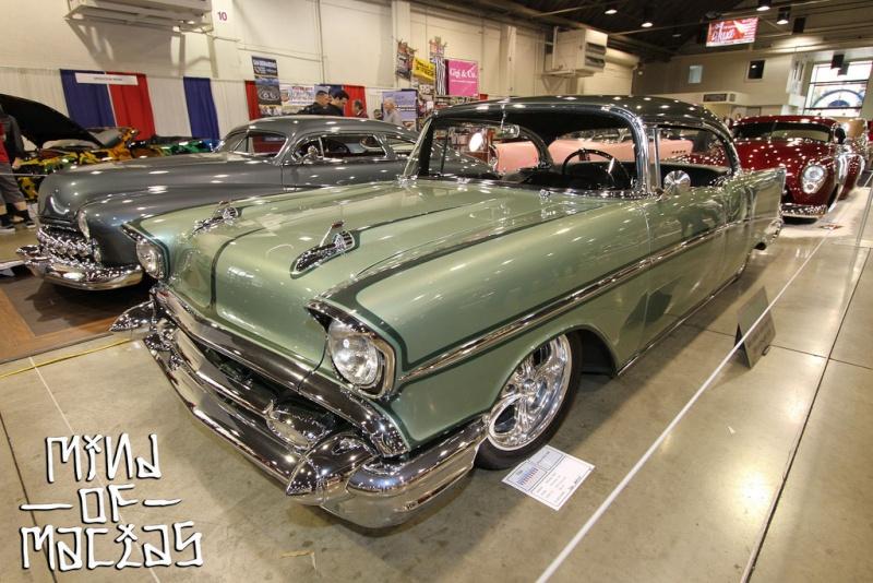 Chevy 1957 custom & mild custom 67747011