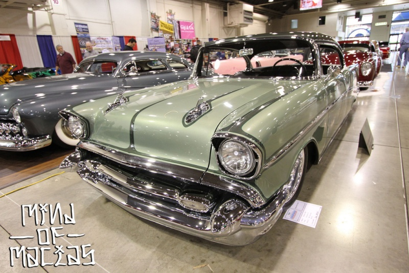 Chevy 1957 custom & mild custom 67747012