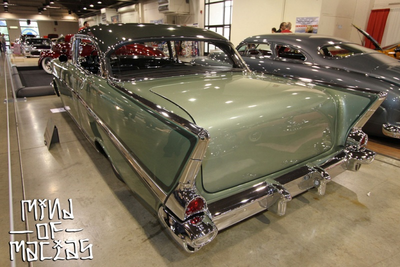 Chevy 1957 custom & mild custom 67747013