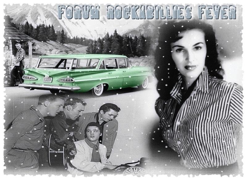 Rockabillies fever - forum français des amateurs de rock fifties 70850310