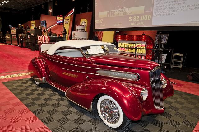 Rick Dore - Custom car creator 73355610