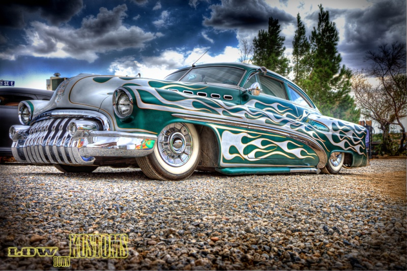 1950 Buick - Low Down Kustoms 77636110