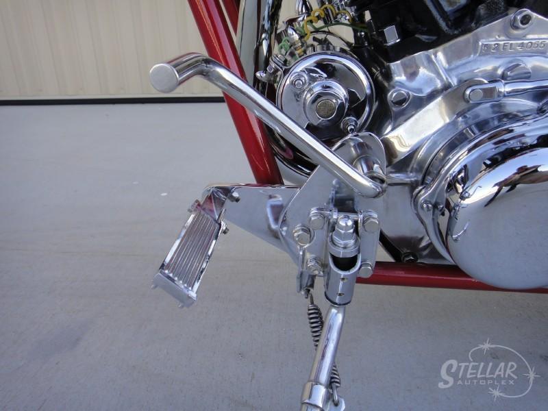 1952 Harley-Davidson FL Pan Head Full Custom 7g_80010