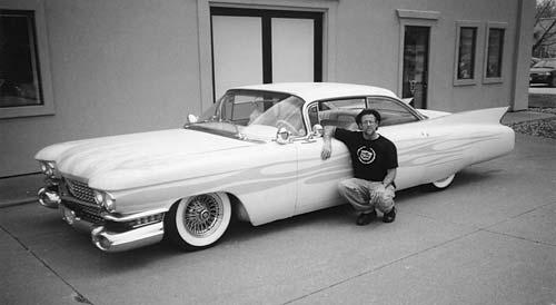 Cadillac 1959 - 1960 custom & mild custom 81561410