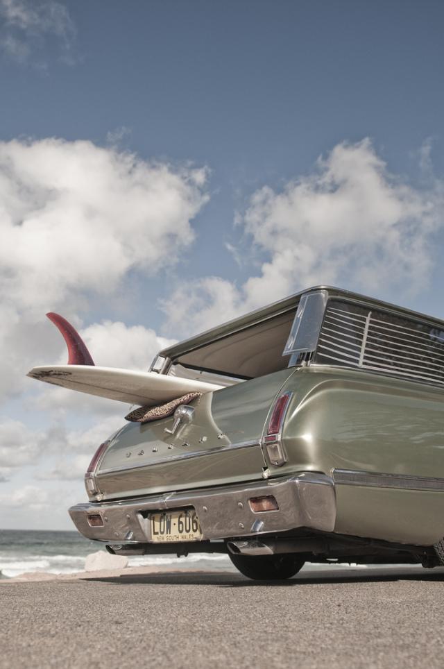 1960's australian wagon custom 83553810