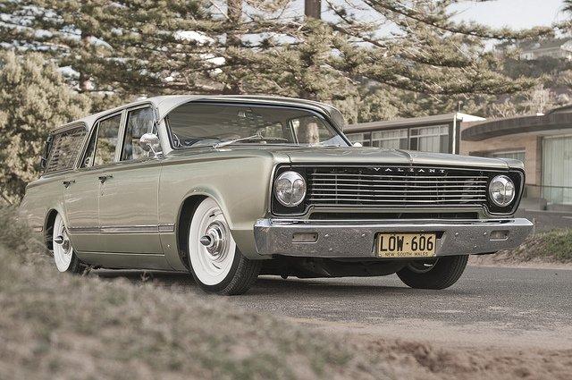 1960's australian wagon custom 83554110