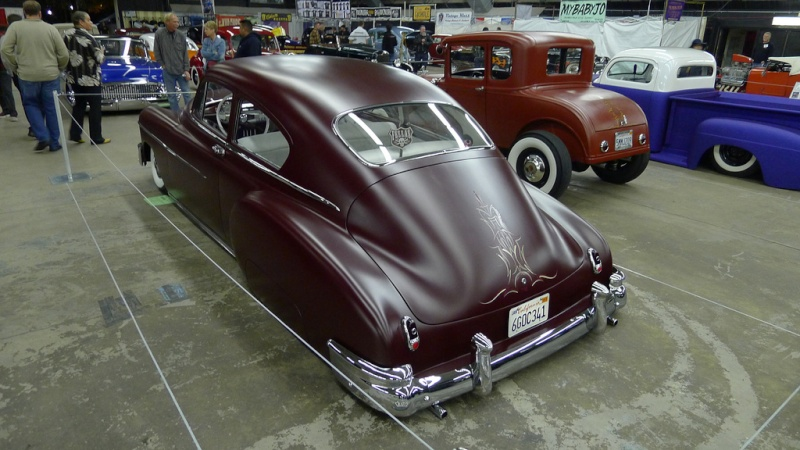 Chevy 1949 - 1952 customs & mild customs galerie - Page 2 84124815