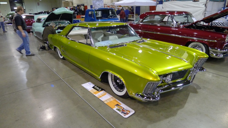 Buick Riviera 1963 - 1965 custom & mild custom 84124818