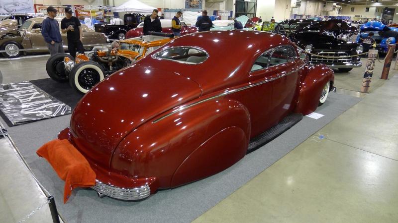 Ford & Mercury 1939 - 40 custom & mild custom 84124819