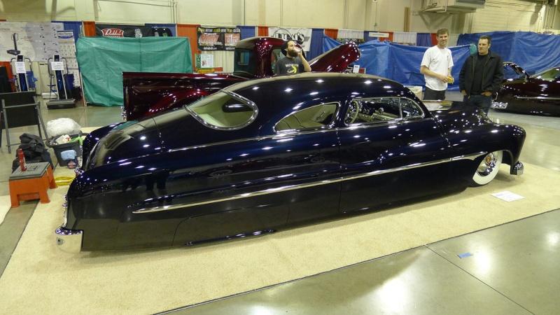1951 Mercury - Ruggiero Merc - Bill Ganahl - South City Rod & Custom 84124914