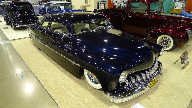 1951 Mercury - Ruggiero Merc - Bill Ganahl - South City Rod & Custom 84124918