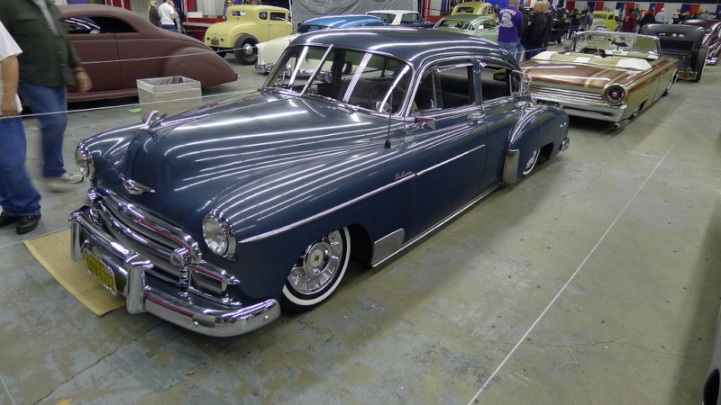 Chevy 1949 - 1952 customs & mild customs galerie - Page 2 84125010