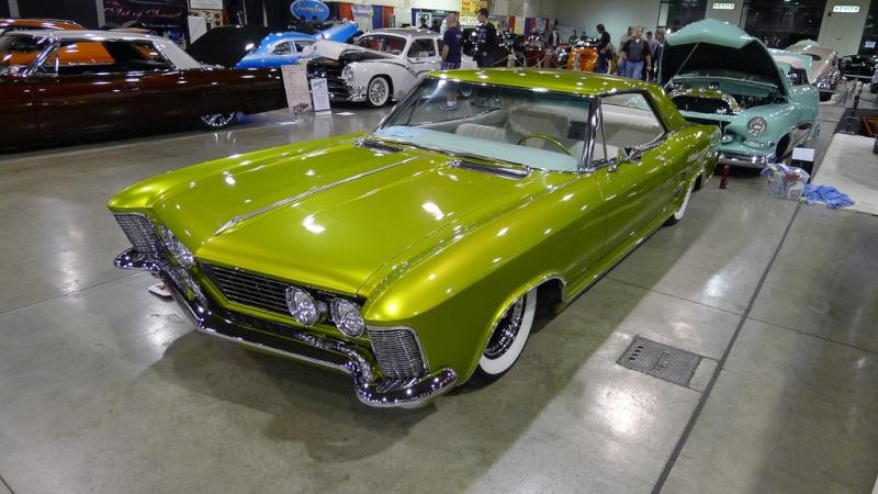 Buick Riviera 1963 - 1965 custom & mild custom 84135821
