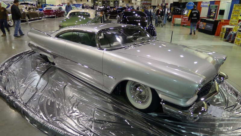 Dodge & Plymouth 1960 - 1961 custom & mild custom 84135822