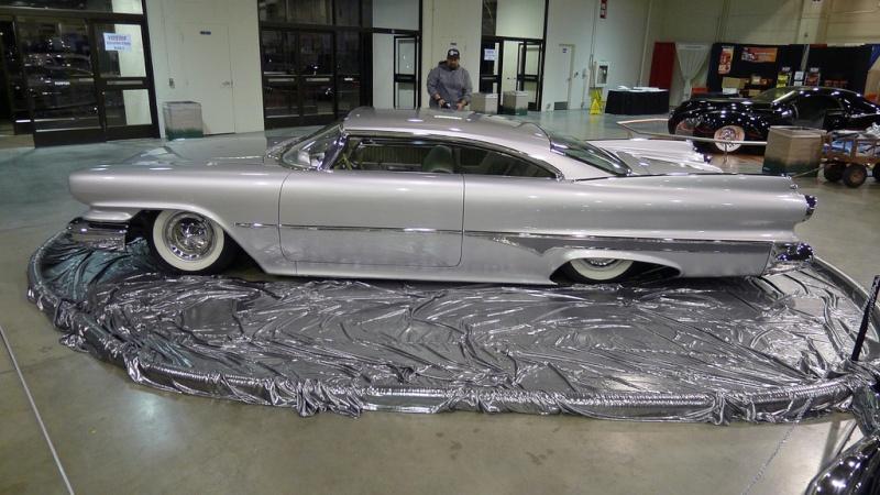Dodge & Plymouth 1960 - 1961 custom & mild custom 84135823