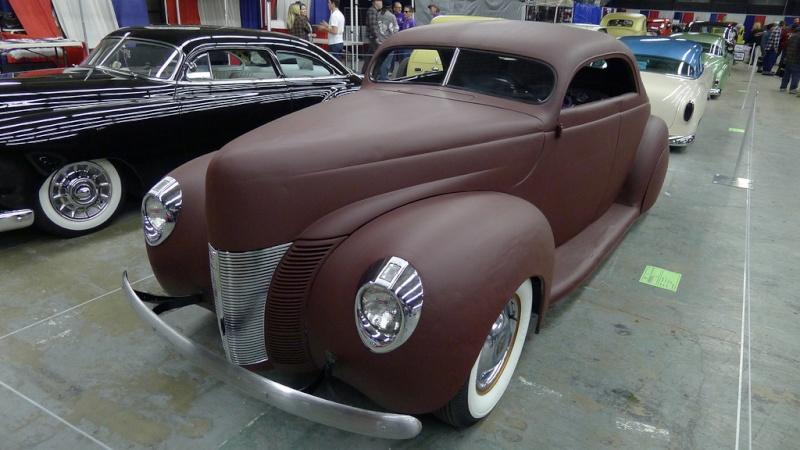 Ford & Mercury 1939 - 40 custom & mild custom 84135825