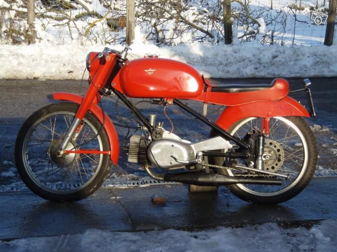 125 cm3 1950's et 1960's 89121510