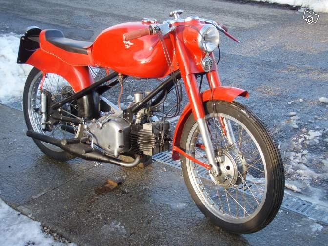 125 cm3 1950's et 1960's 89921511