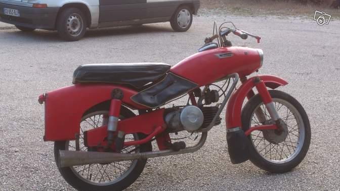 125 cm3 1950's et 1960's 93021913