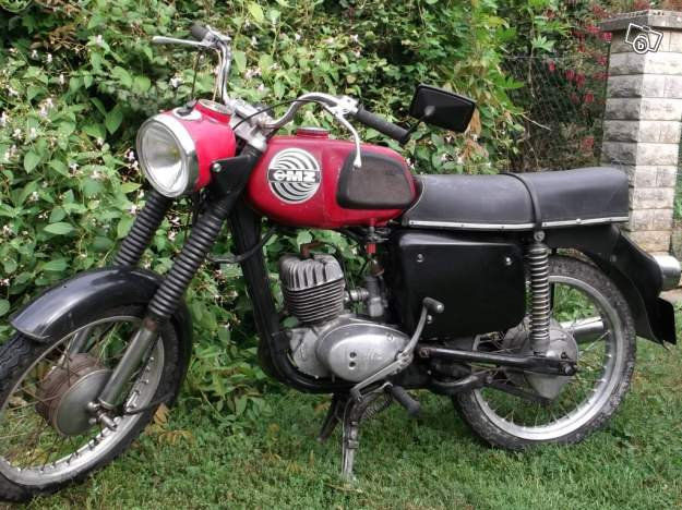 125 cm3 1950's et 1960's 95222110