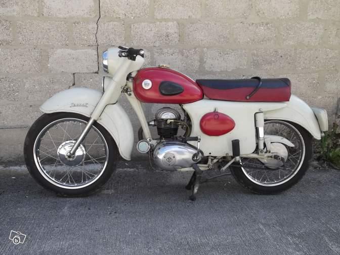 125 cm3 1950's et 1960's 95422112